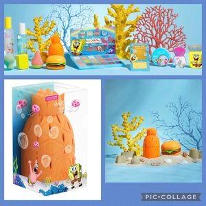 WnW Spongebob Pineapple House Sponge Case